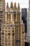 纽约 T 免版税库存照片