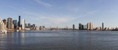 纽约Av 036 免版税库存照片