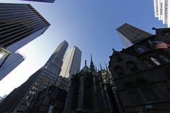 纽约Av 021 免版税库存图片