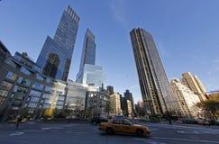 纽约Av 050 库存照片