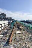 纽约Highline,阶段3 免版税库存图片