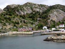 纽芬兰Brigus 2016年 免版税库存图片