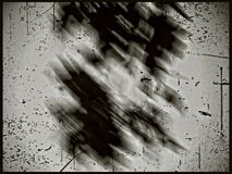 纽黑文,秋天&有风在Wooster广场,套九工作 免版税库存图片