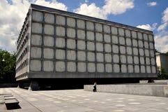 纽黑文, CT :耶鲁大学的Beinecke图书馆 库存图片