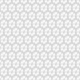 线三角和六角形的无缝的样式 几何墙壁 库存照片