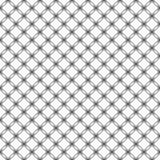 线十字架和菱形的无缝的样式 几何wallpap 免版税库存照片