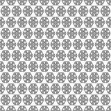线和三角的无缝的样式 几何墙纸 联合国 免版税图库摄影