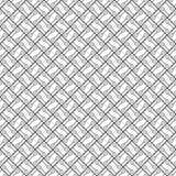 线和圈子的无缝的样式 几何墙纸 Unus 图库摄影