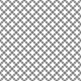 线和小点的无缝的样式 几何镶边墙纸 免版税库存图片