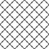 线和菱形的无缝的样式 几何墙纸 免版税图库摄影
