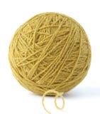 线团羊毛 库存图片