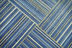 线地毯地板作为纹理 库存照片