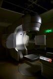 线性加速器X光机 免版税库存照片