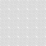 线的无缝的样式 几何墙纸 异常的格子 免版税图库摄影