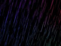 线组成由发光的背景 皇族释放例证