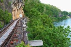 线铁路世界大战2 免版税库存图片