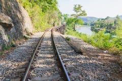 线铁路世界大战2 图库摄影