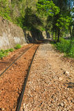 线铁路世界大战2 库存图片