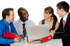 组专业人员 免版税图库摄影