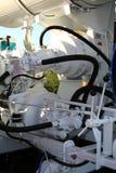 组件混凝土适应搅拌机新的零件 库存图片