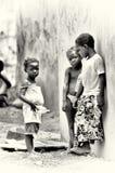 组加纳的子项 免版税库存照片