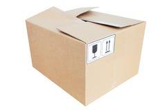 组合证券配件箱 免版税库存照片