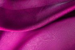 织品丝绸纹理 库存照片