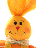 织品兔子 库存图片