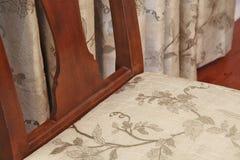 织品室内装潢 库存图片