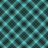 织品对角格子呢,样式纺织品,方格的爱尔兰语 库存例证