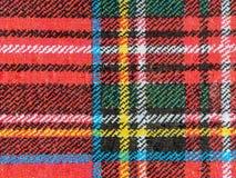 织品接近的纹理背景 免版税库存照片