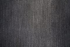 织品牛仔裤 免版税库存照片