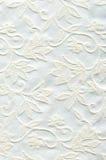 织品白色 库存照片