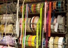 织品磁带 免版税库存图片