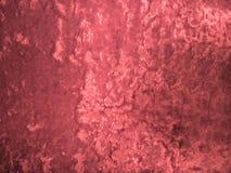 织品红色纹理 图库摄影