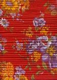 织品缝制了 免版税库存图片