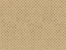 织品被绘的正方形 免版税库存照片
