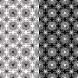 织品裱糊模式无缝的瓦片 免版税库存照片