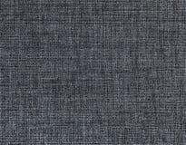 织地不很细灰色自然纺织品背景  库存图片