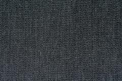 织地不很细织品黑暗表面 摘要,背景 图库摄影