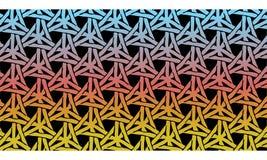 织法纹理背景传染媒介 图库摄影