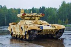 终止者2火力支援战斗用车辆BMPT-72 免版税库存图片