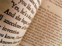 经典之作接近的小说 免版税库存照片