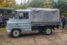 经典之作波兰小卡车Zuk 免版税库存图片