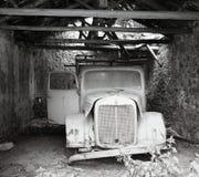 经典卡车 库存照片