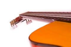 经典吉他 免版税库存图片
