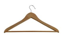 经典壁橱挂衣架异常分支金属木 库存图片