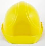 经典安全帽黄色 库存图片
