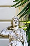 经典希腊雕象 免版税库存图片