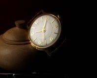 经典手表 库存照片